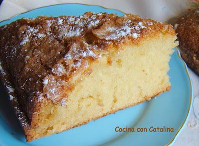 Cocina con catalina pan de aceite o bizcocho hecho con - Cocina con carmen ...