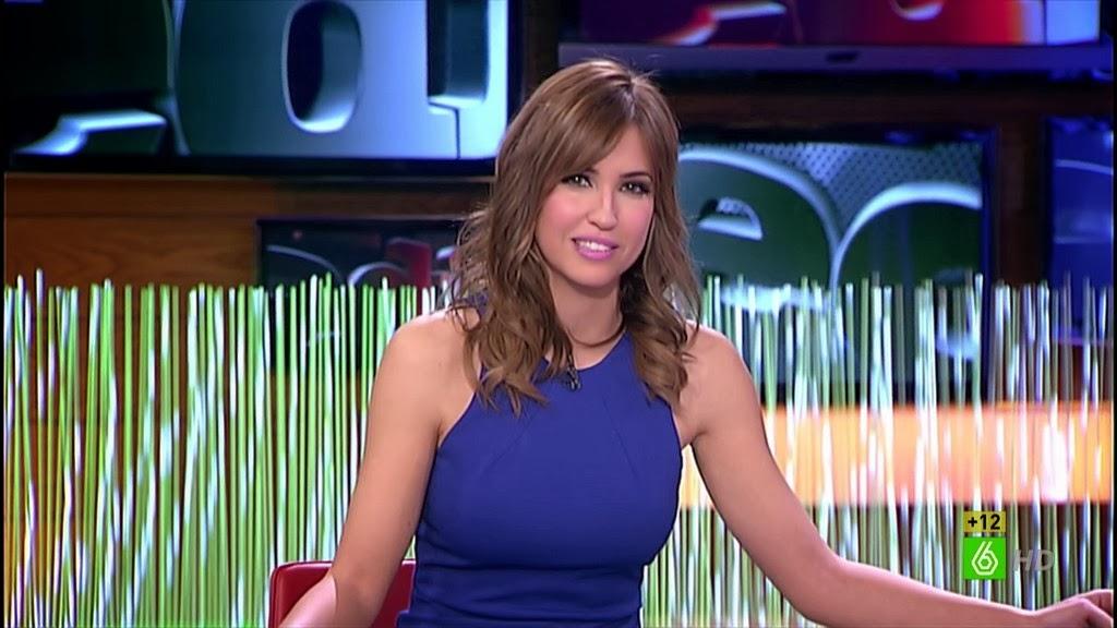SANDRA SABATES, EL INTERMEDIO (28.01.14)