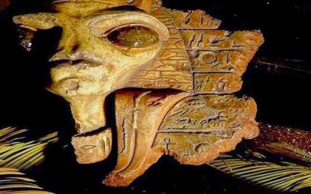 Alien Egyptian Artifacts, Advanced Device, Possible Alien Bodies Discovered Within Giza Complex