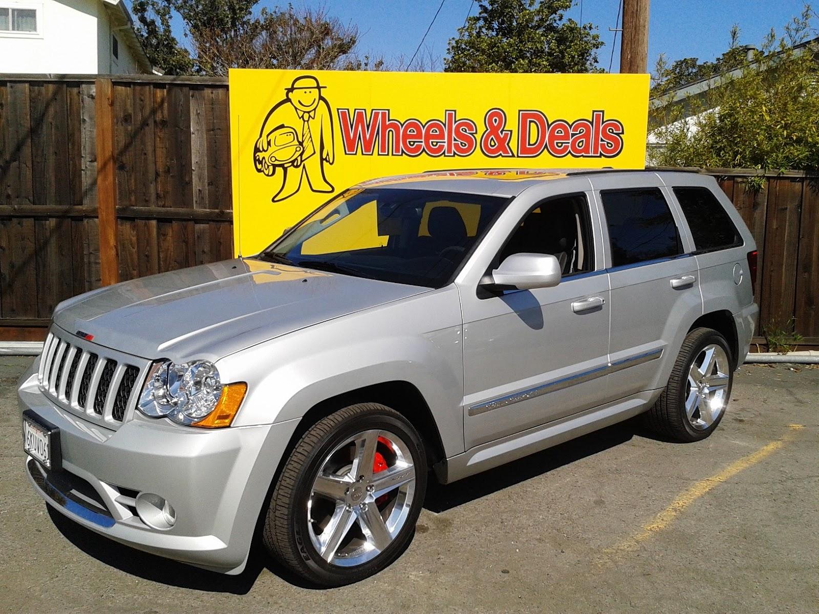 Wheels & Deals, Where Buyer Meets Seller: 2010 Jeep Grand Cherokee ...
