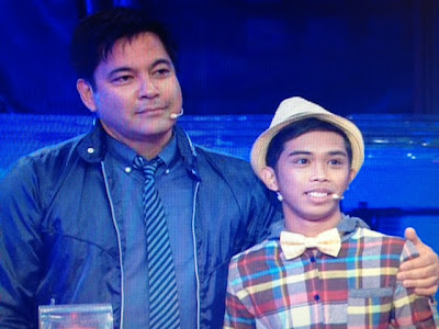 Martin Nievera and Kedebon Colim Reunites in Kapamilya Deal Or No Deal (December 1)