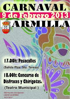 Carnaval de Armilla 2013