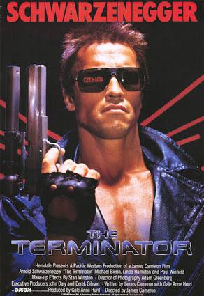 Poster de Terminator 1