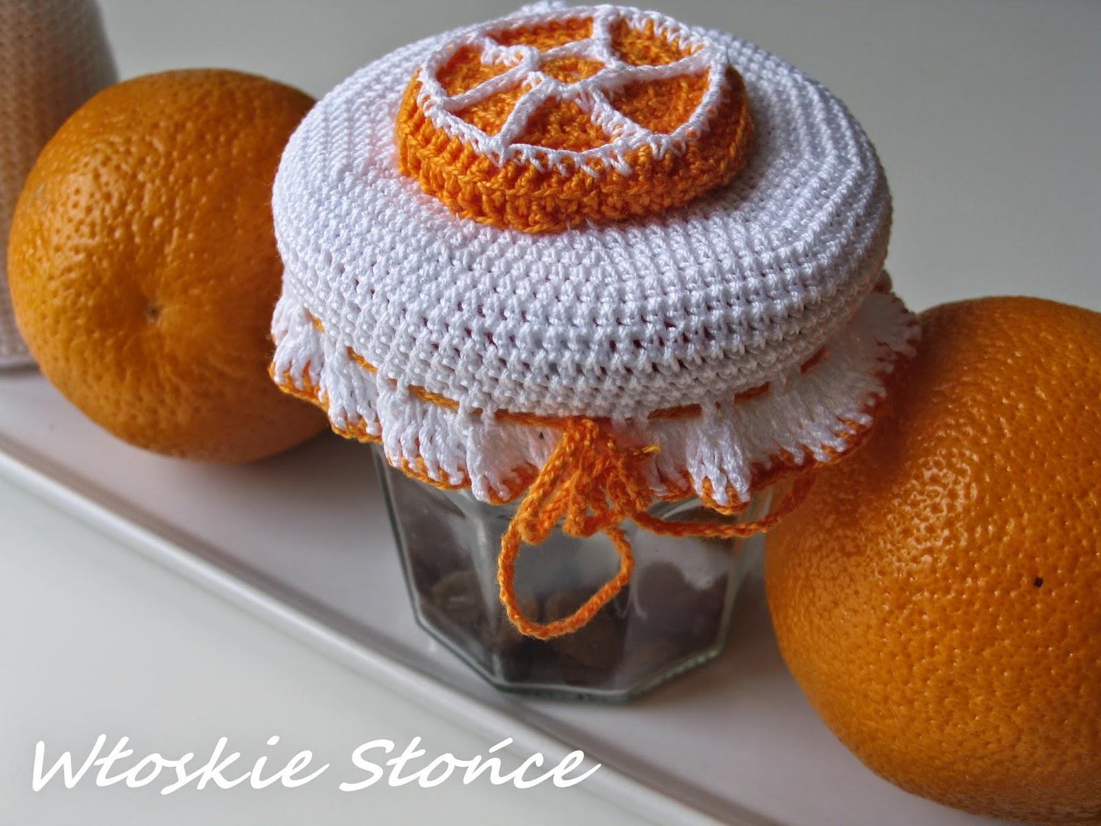 pomarańczowy kapturek
