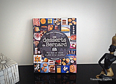 livre les desserts de bernard
