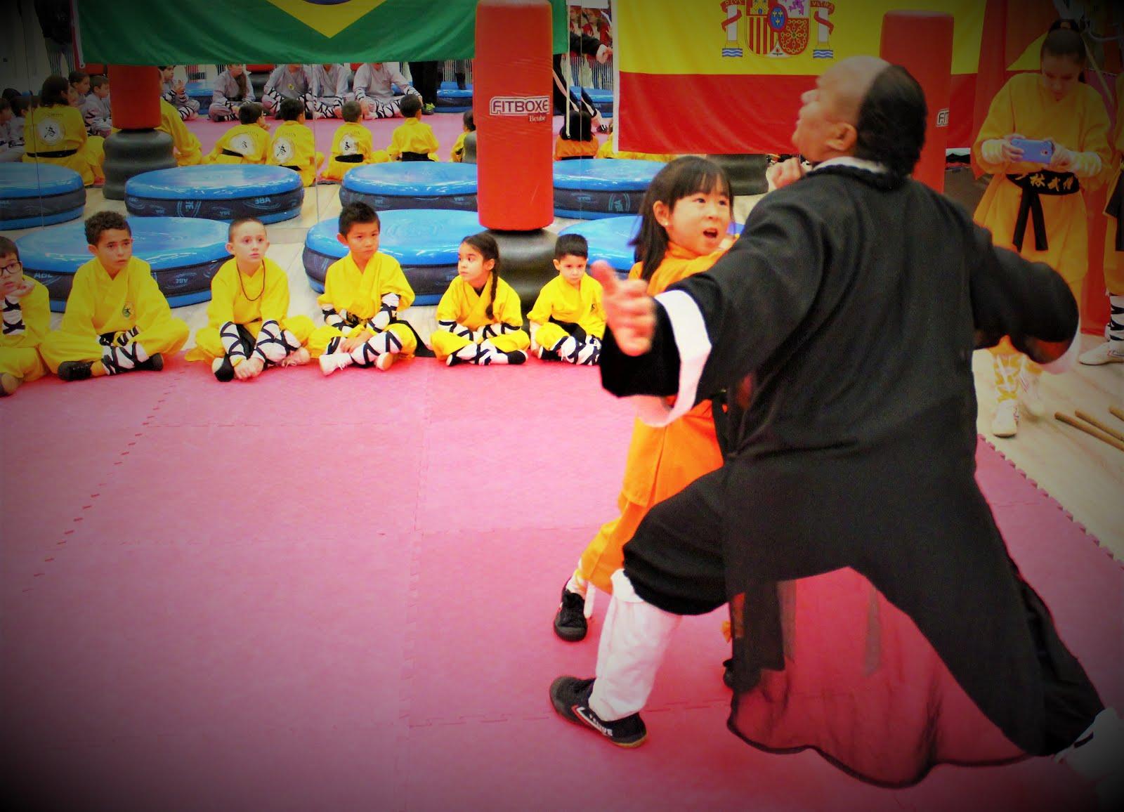Clases de Artes Marciales para Niñas y Niños Azuqueca de Henares y Alcala de henares.