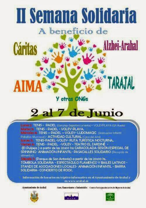 II Semana Solidaria
