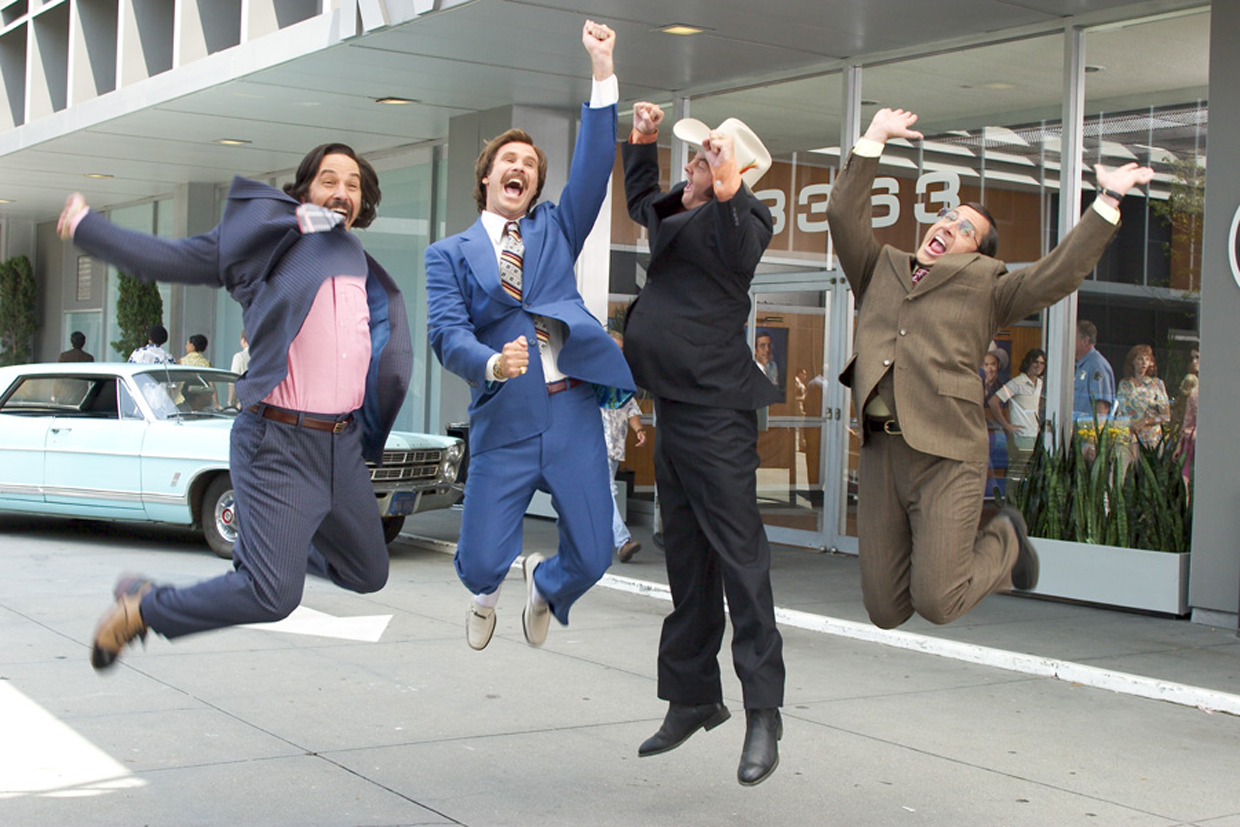 Watch Movie Anchorman 2: The Legend Continues Streaming In HD