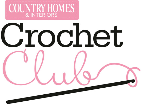 Crochet Logo : few days ago Sara, Deputy Editor of