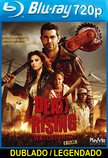 Assistir Dead Rising Watchtower O Filme Dublado