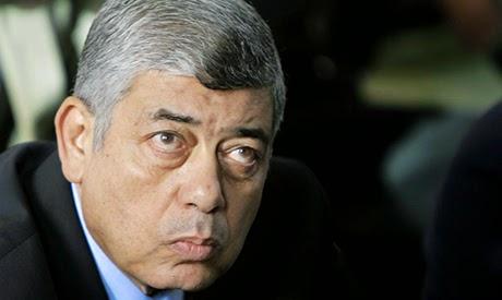 Menteri Dalam Negeri Mesir Mohammed Ibrahim