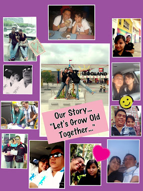 LOVE... Let's Grow Old TOGETHER..