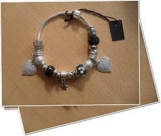 Pandora style bracelet