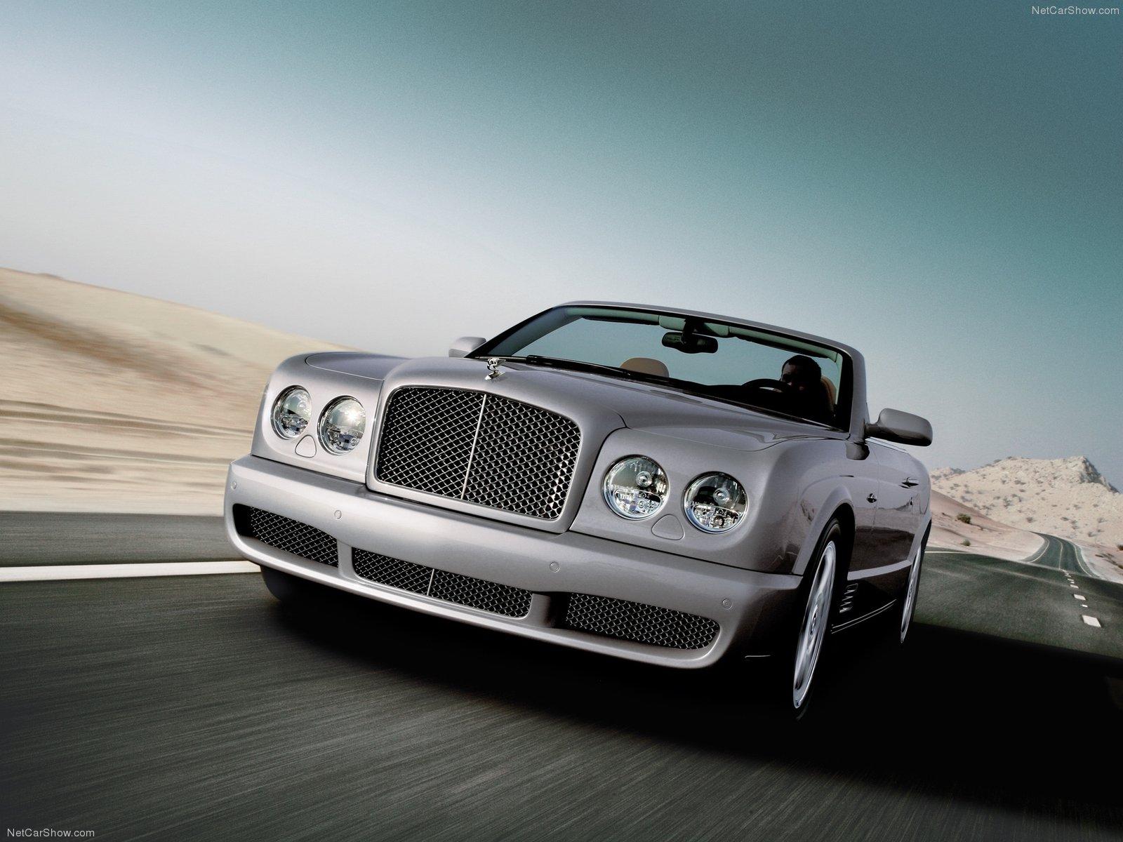Hình ảnh xe ô tô Bentley Azure T 2009 & nội ngoại thất