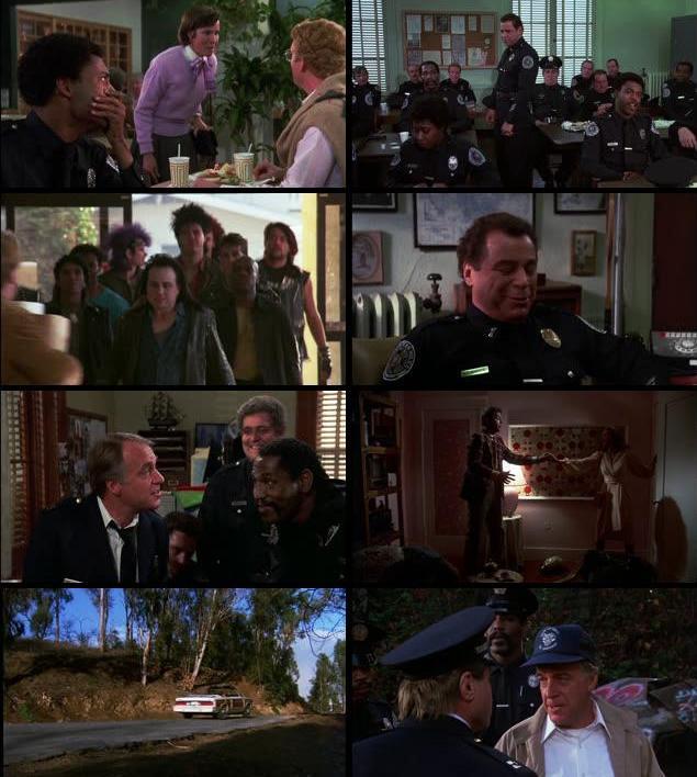 Police Academy 2 Their First Assignment 1985 Dual Audio Hindi 720p BluRay 800mb