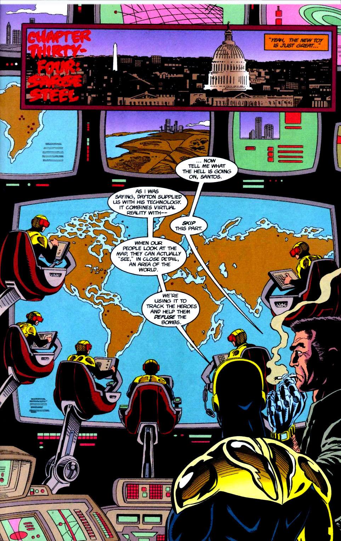 Deathstroke (1991) Issue #50 #55 - English 20