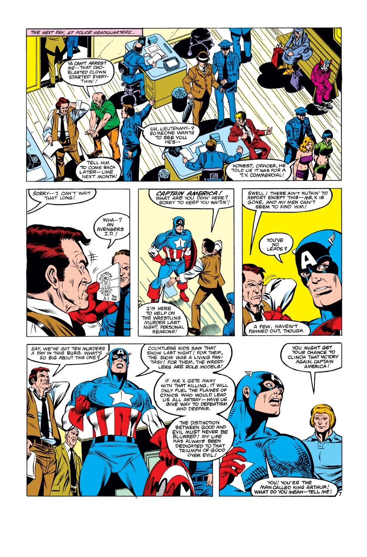 Captain America (1968) Issue #271 #187 - English 8