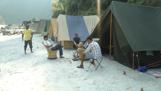 Tour of Camp in India
