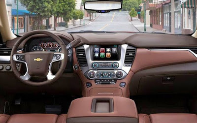 Chevrolet Traverse 2016 Engine and Specs