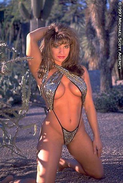 Angelique Beltier - 90's Fitness Model