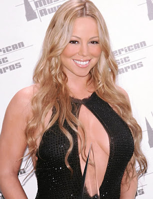 Mariah Carey Actress and Singer Looking Gorgeous