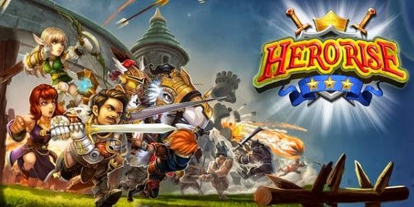 Hero Rise HD Hack & Cheats Tools