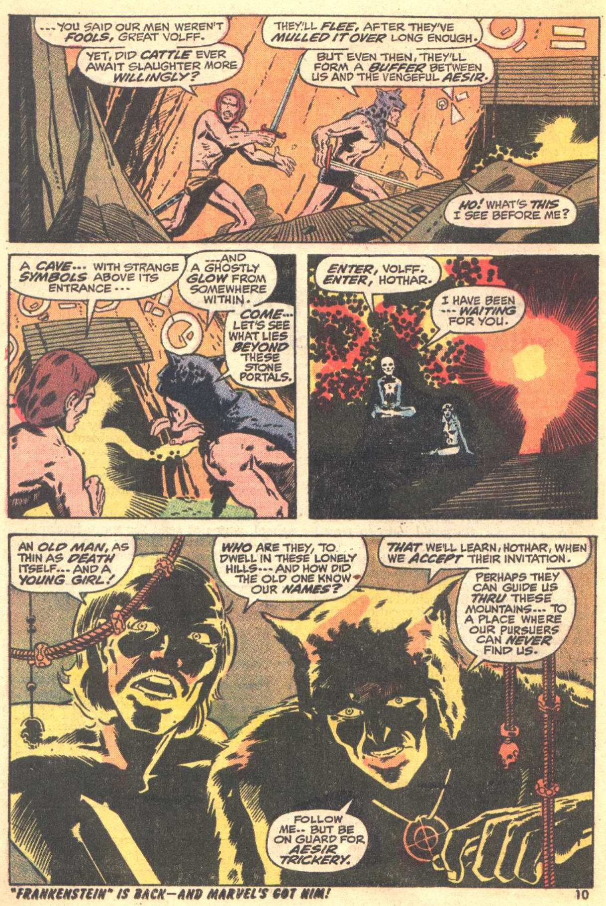 Conan the Barbarian (1970) Issue #22 #34 - English 8