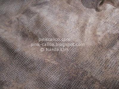Pink Calico - Snake Glitter