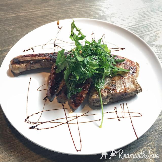 Review,รีวิว,Chu,Chocolate,bar,cafe,brunch,pork chop