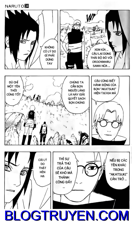 Naruto chap 309 Trang 14 - Mangak.info