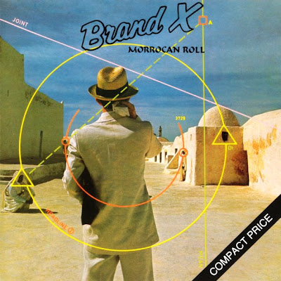 Brand X - Moroccan Roll 1977 (UK, Jazz-Rock/Fusion)