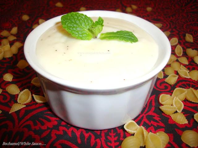 Bechamel Sauce recipe / White Sauce Recipe