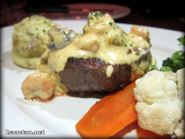 Toowoomba Topped Filet - RM69.95