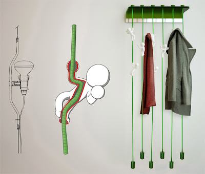 Cool Clothes Hangers and Modern Coat Hangers (25) 1