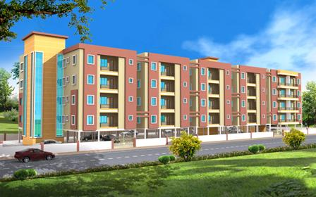 ... Sri Gopinath Enclave - Duplex houses for sale near Janla, Bhubaneswar