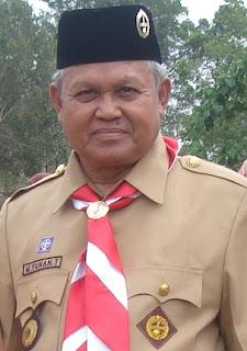 Ketua Kwartir Cabang Simeulue