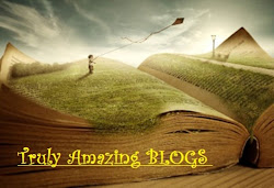 Premio TRULY AMAZING BLOG