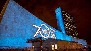 """L'ONU a connu en 70 ans """"beaucoup de succès mais aussi des défaites"""" (Amaral)"""