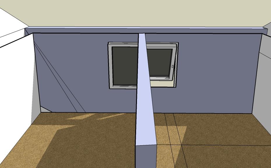 Finestre le due relazioni base gradiniemappe - Dividere una camera in due ...