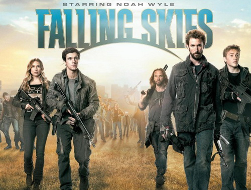 Falling Skies Segunda Temporada
