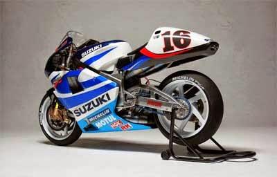 Miniatur MotoGP Tamiya