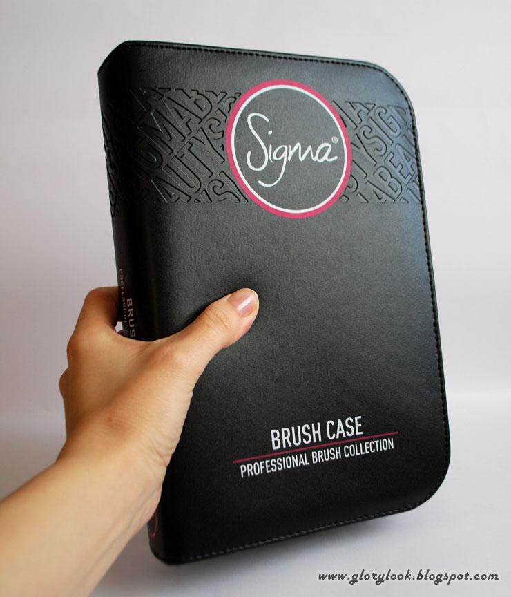 Чехол для кистей Sigma Brush Case