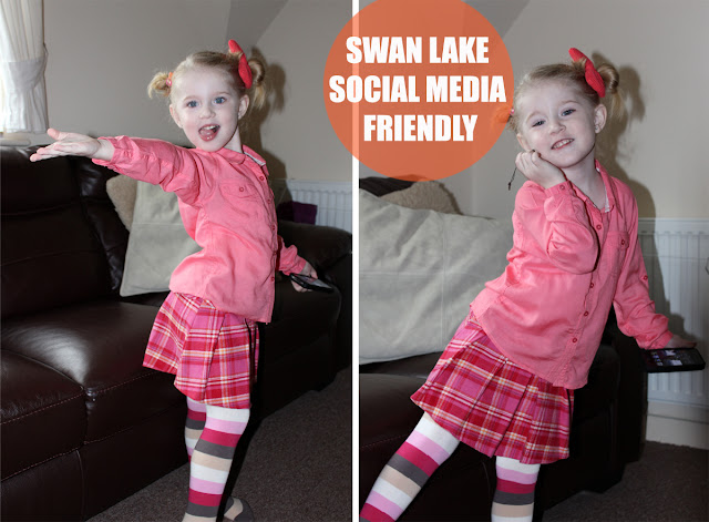 swan lake social media friendly