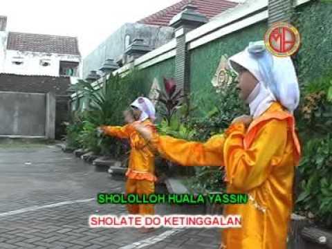 Sindiran Anak (Repote) - Sholawat Jawa Anak