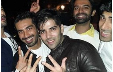 Mohit sehgal and friends