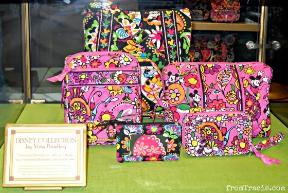 Small Bags from the Vera Bradley Disney Collection