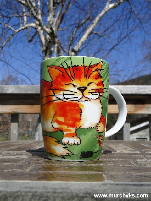 Full Cat Cute Mug