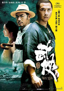Wuxia, Swordsmen