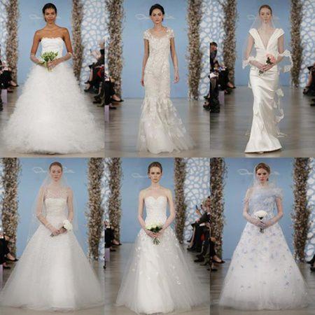 Vestidos de novia 2014 de Oscar de la Renta