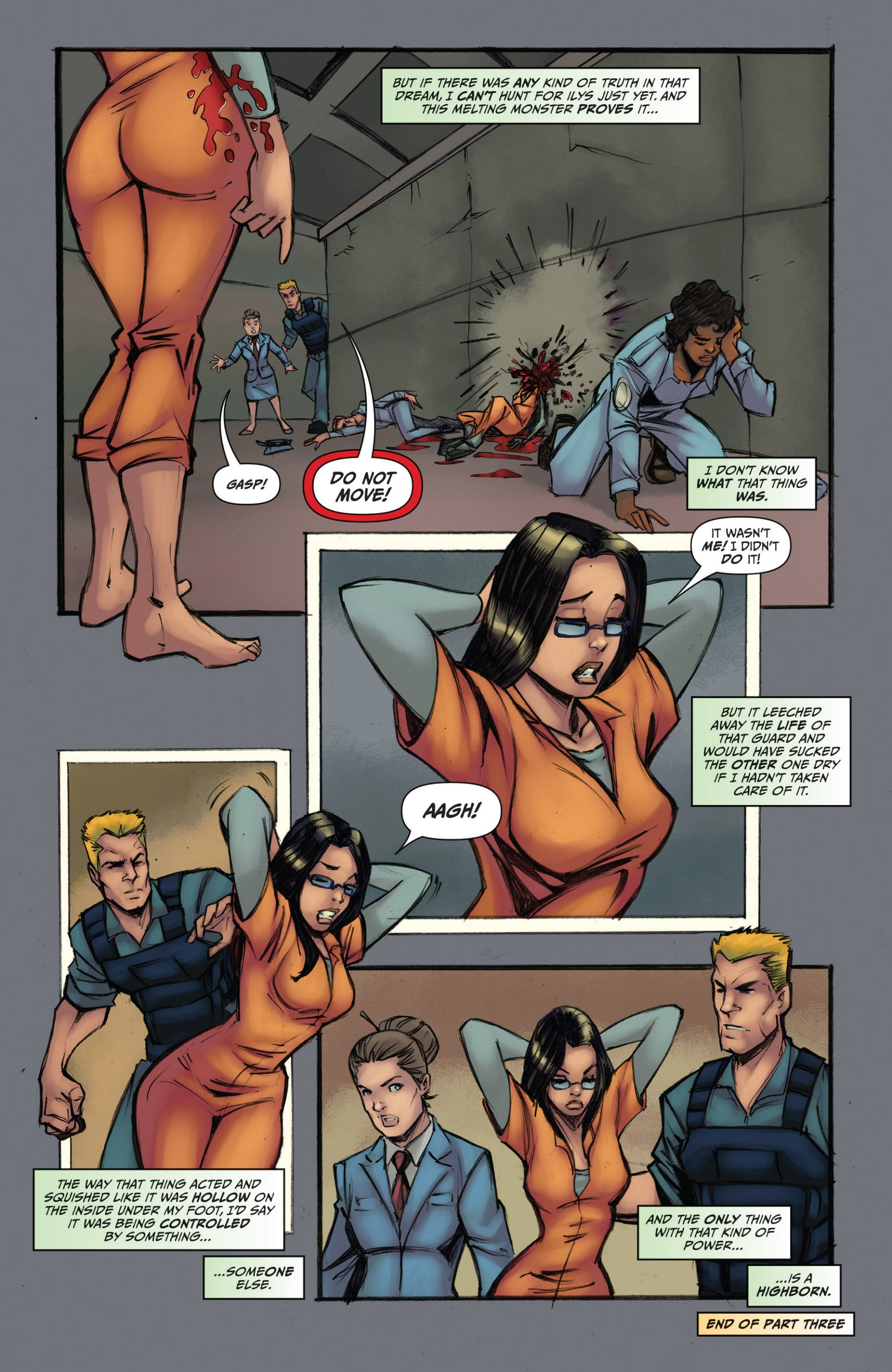 Grimm Fairy Tales (2005) Issue #78 #81 - English 24